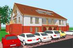 Byty Chyňava - náhled v 3D